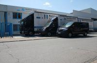 Logistik   Lieferfahrzeuge